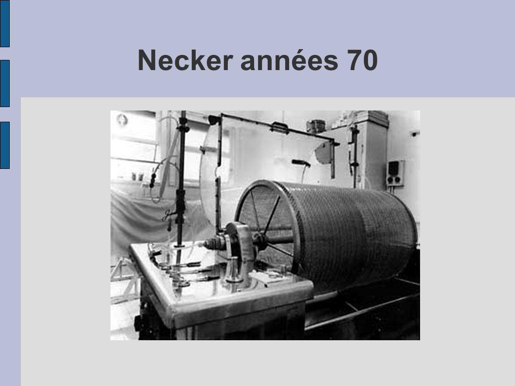 Necker années 70