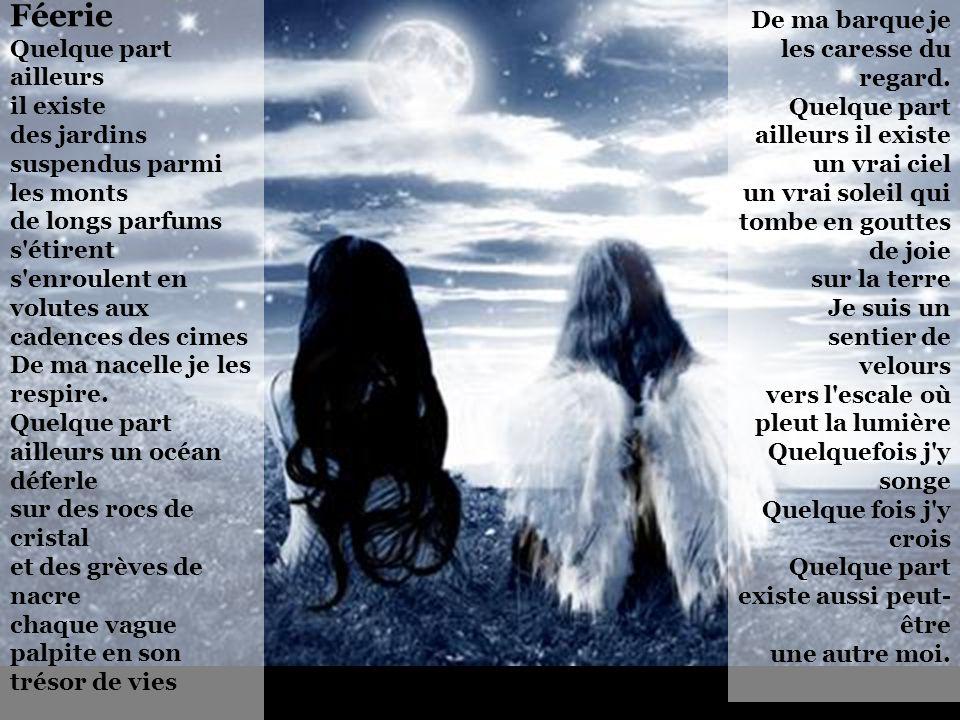 Désormais Chantal Cudel Echouée sur la grève, Je t'attends. Infiniment. Longtemps. Je t'attends Le cœur à l'océan. Sans temps, Entre lune et soleil. L