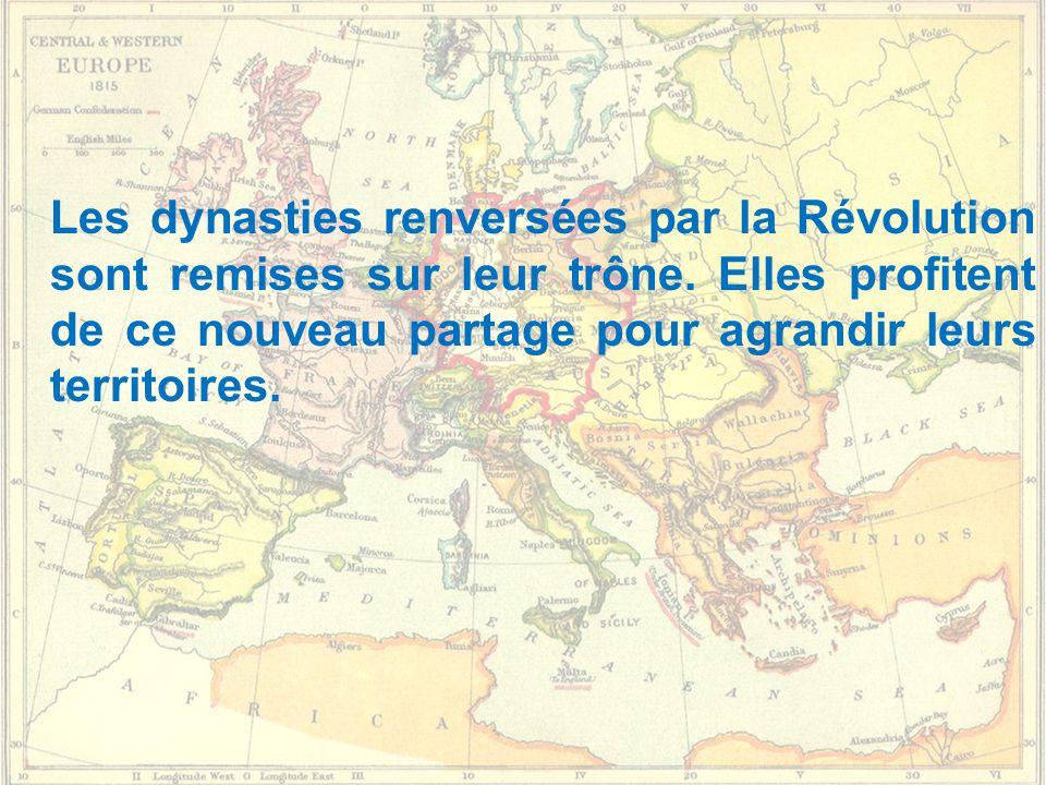 1 er exemple: - l'Italie est divisée en plusieurs royaumes.
