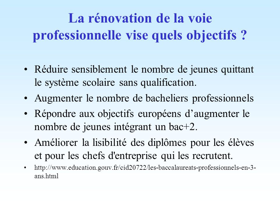 LES INFORMATIONS INSTITUTIONNELLES