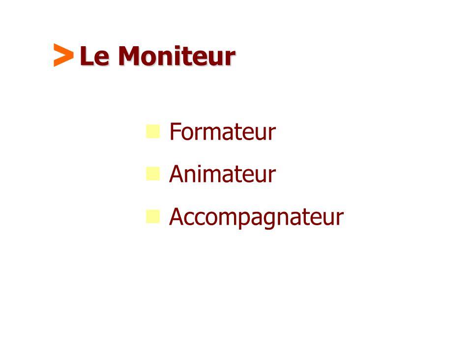 Maison Familiale Rurale d'Éducation et d'Orientation - 25 Le Moniteur  Formateur  Animateur  Accompagnateur