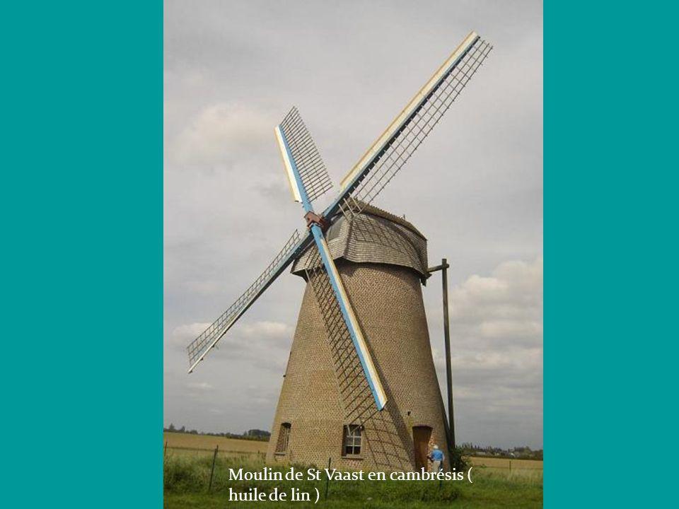 Moulin à pivot de Houtkerque