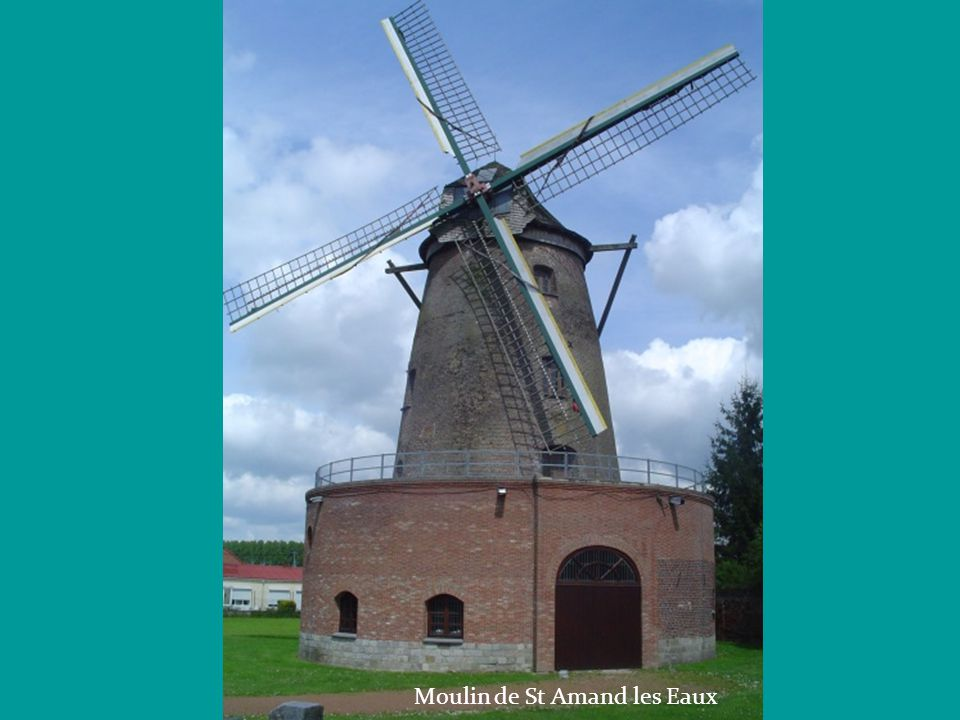Moulin de Villeneuve d ' Ascq