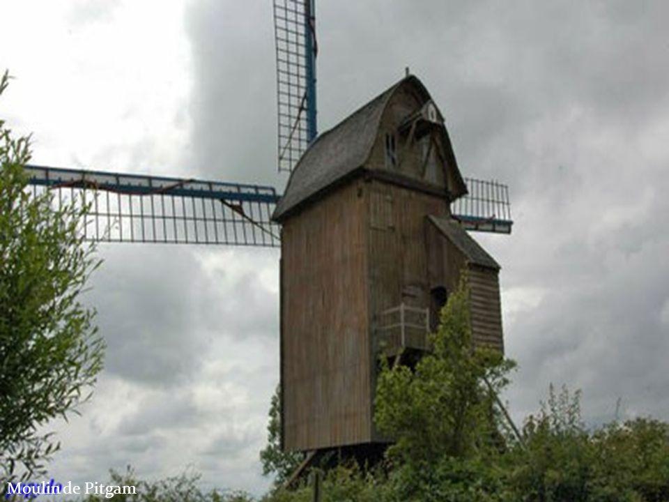 Moulin Den Lew a Pitgam