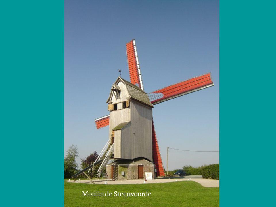 Moulin de St Arnoult