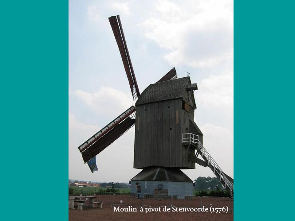 Moulin à pivot de Stenvoorde (1576)