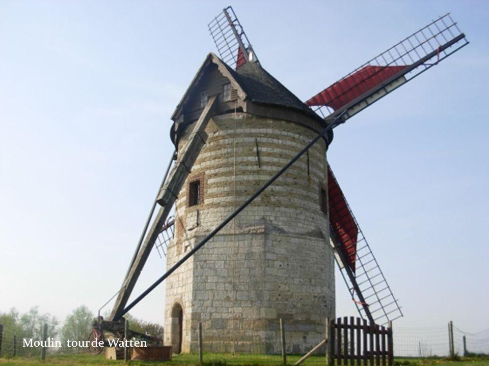Moulin tour de Watten