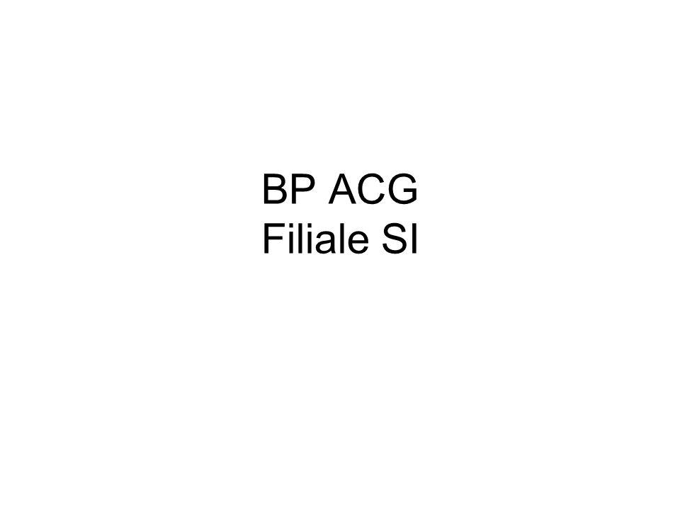 BP ACG Filiale SI