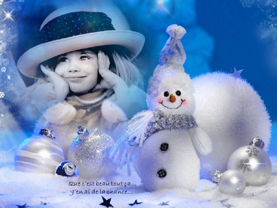Je ne suis donc pas seul à attendre « Papa Noël « !!! Images du Web Travaillées avec Fotomix Montage à la Berto… Diaporama de Gia