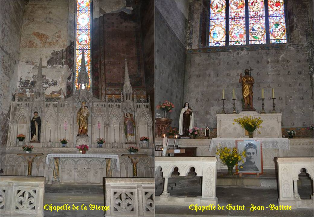 Chapelle de Sainte- Marie -Madeleine