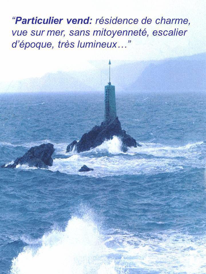 Particulier vend: résidence de charme, vue sur mer, sans mitoyenneté, escalier d'époque, très lumineux…