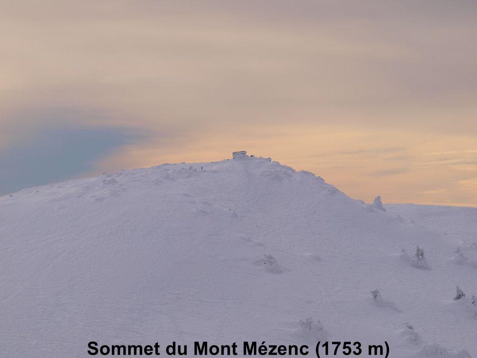 Sommet du Mont Mézenc (1753 m)