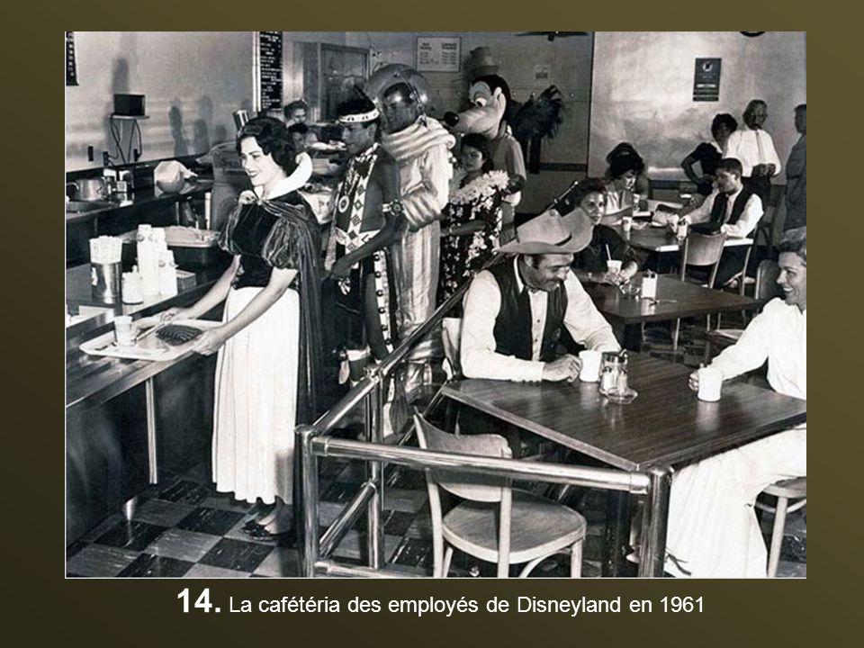 13. Le Ronald McDonald original en 1963