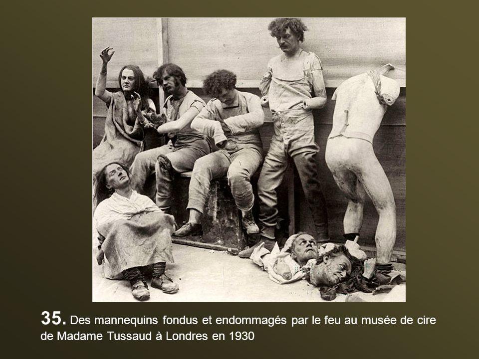 34. Les derniers prisonniers d'Alcatraz en 1963