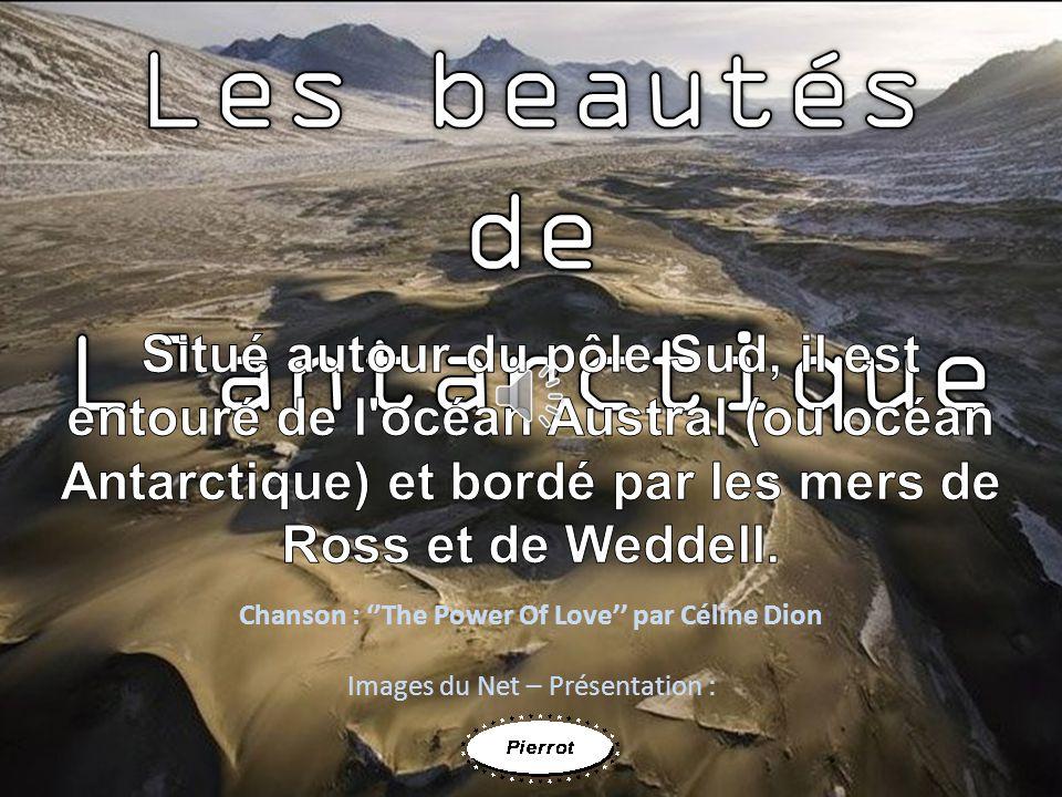 Chanson : ''The Power Of Love'' par Céline Dion Images du Net – Présentation :