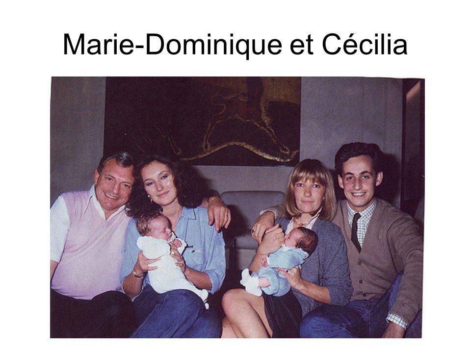 Marie-Dominique et Cécilia