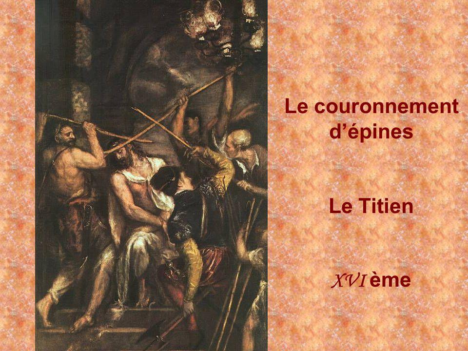 La Cène - Le Tintoret - XVI ème