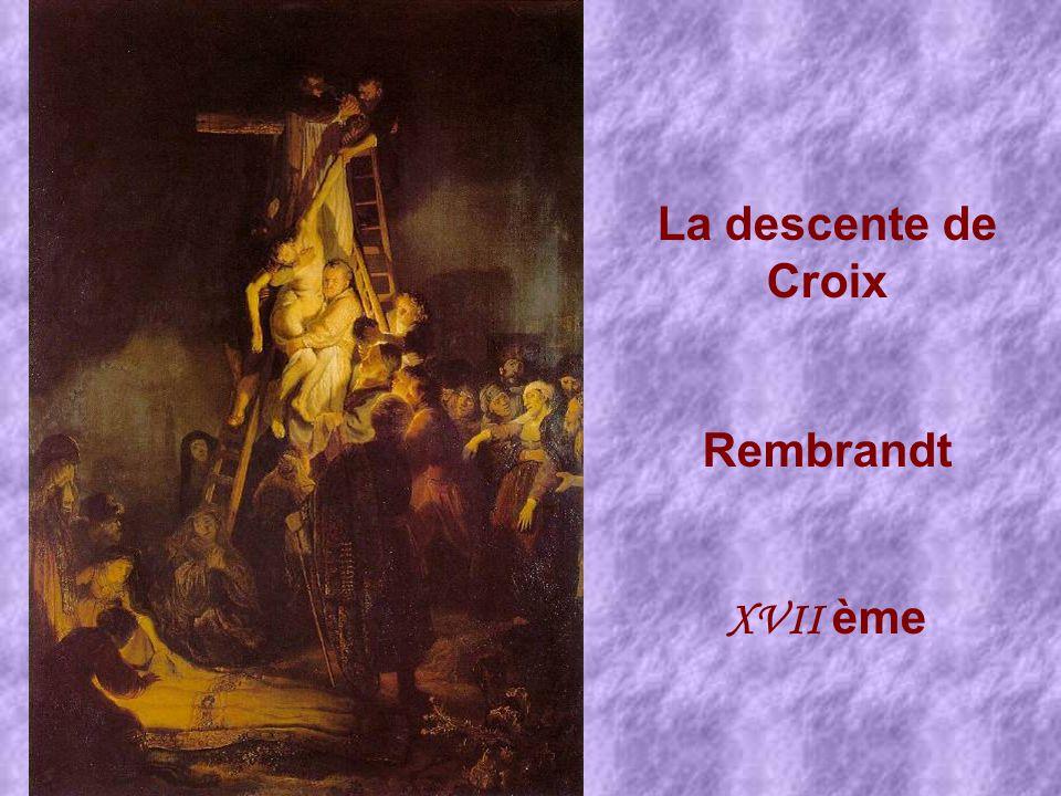 Le Christ sur la Croix Velasquez XVII ème