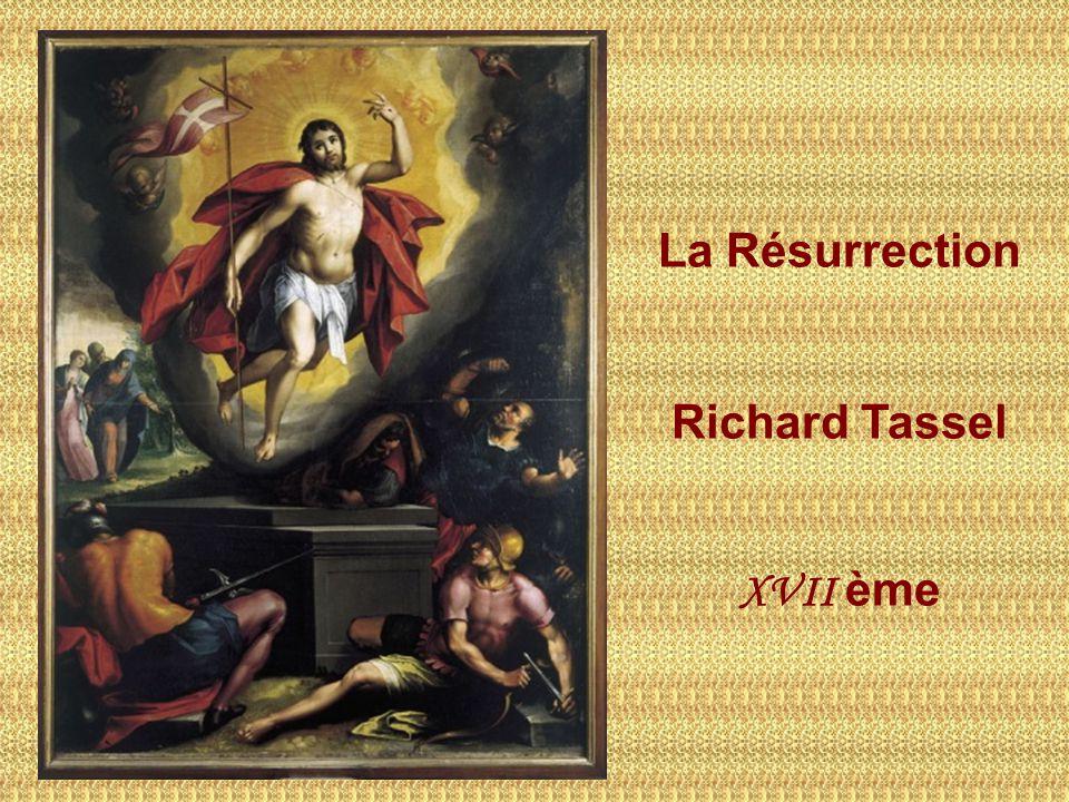La Résurrection Matthias Grünewald XV ème