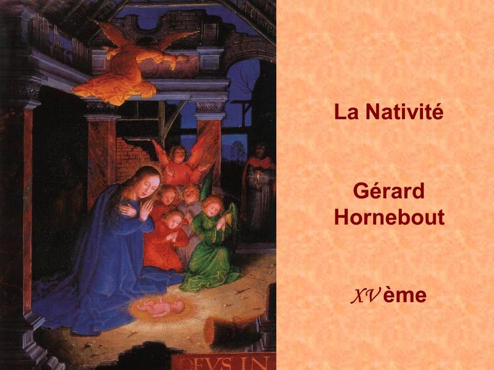 L'Annonciation - Fra Angelico – XV ème