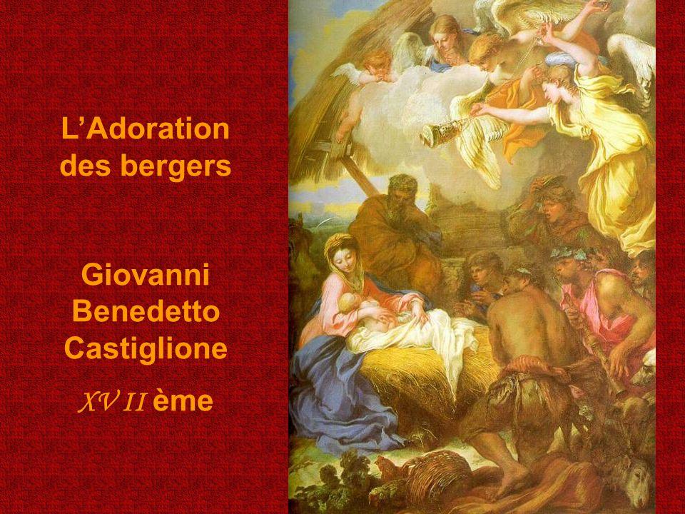 La Nativité Gérard Hornebout XV ème