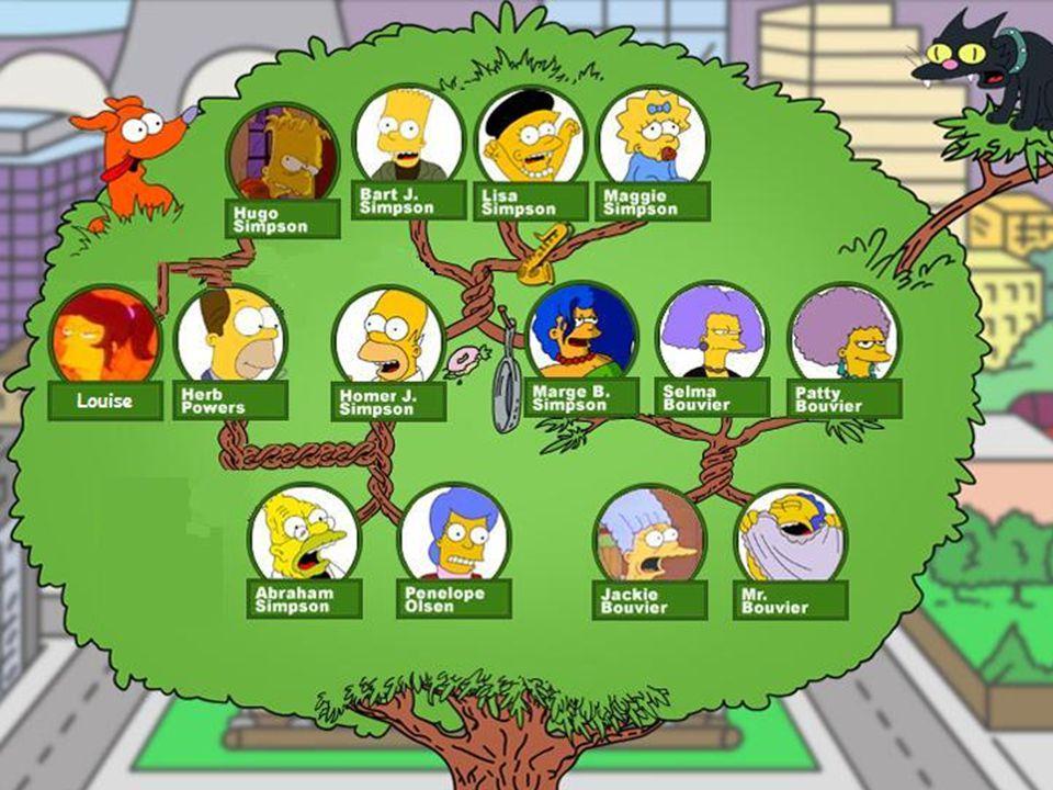 M _ _ Une T_ _ _ _Un O_ _ _ _ Un arbre de famille