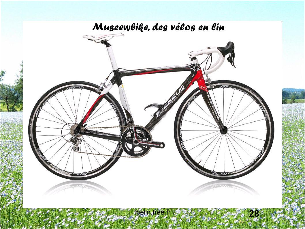 Museewbike, des vélos en lin 28 tpelin.free.fr