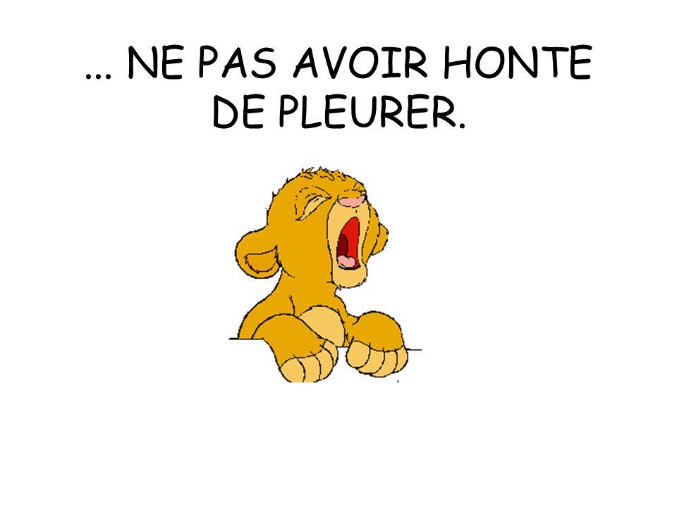 ... ETRE HEUREUX