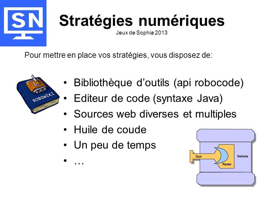 Êtes vous prêt? Stratégies Numériques 2013