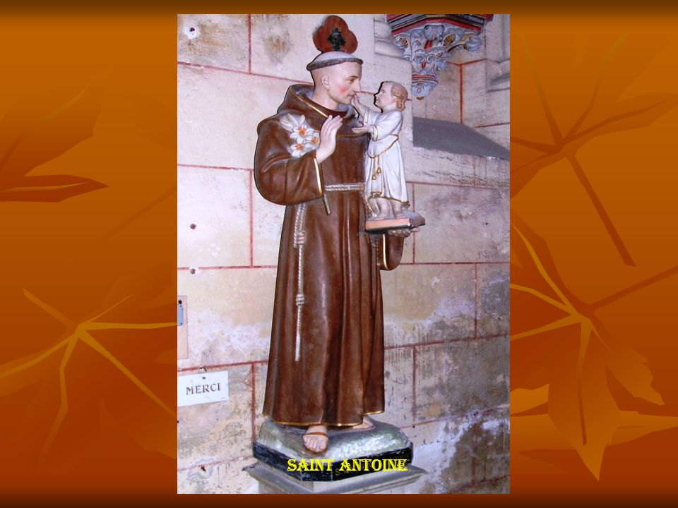 La vierge – xviiie s.Sainte anne et marie