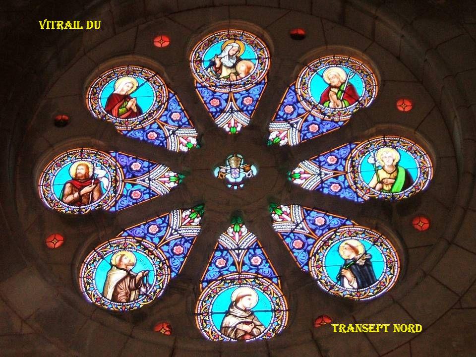 L'oculus: martyre de saint saturnin