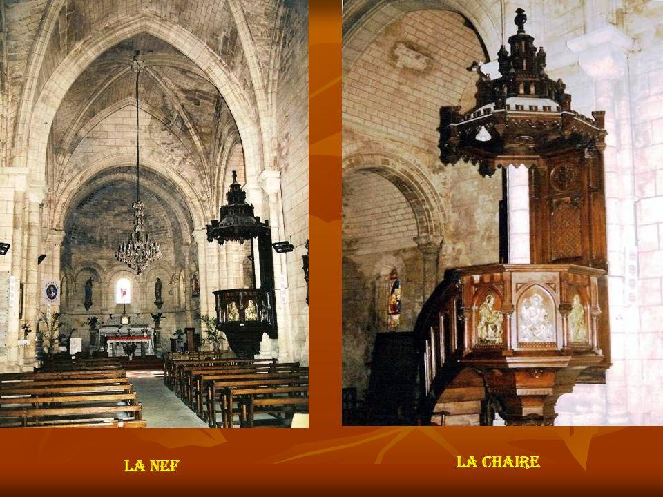 Vitrail du Transept nord