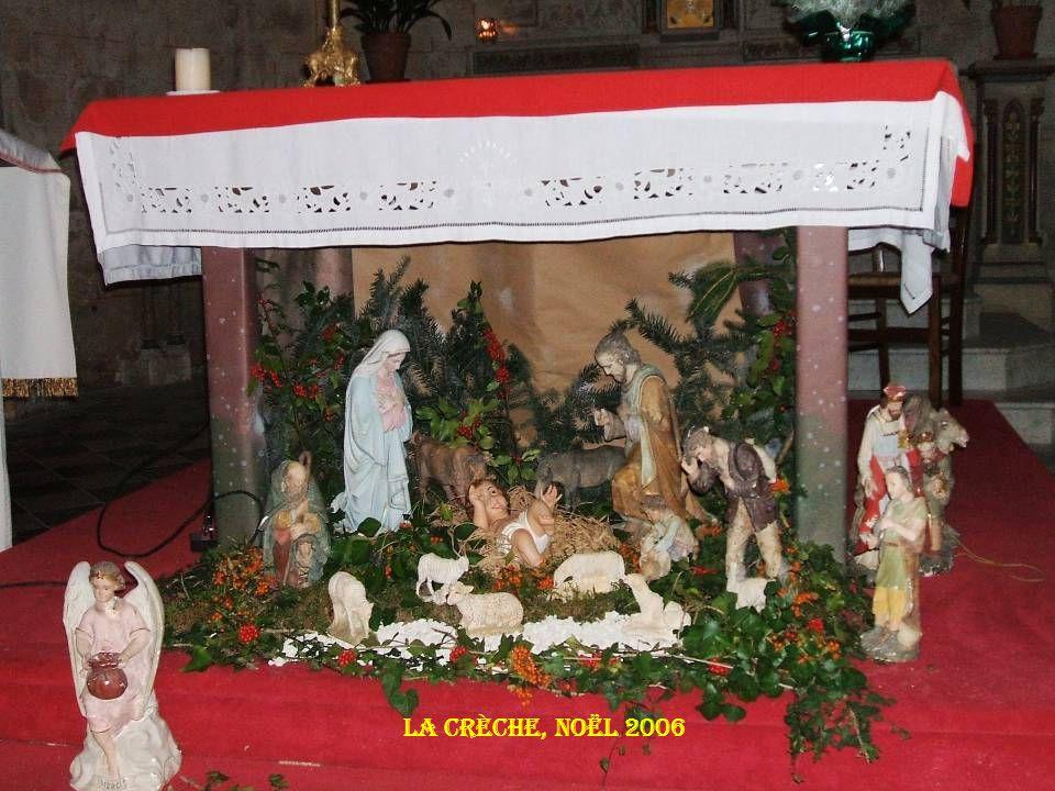 La chapelle des fonts baptismaux