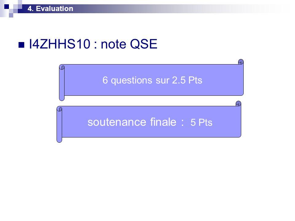 I4GMBE32 : BE Conception I4CCGE20 : Conduite de projet (hors gestion) I4ZHHS10 : Qualité, Sécurité, Environnement 1 2 3 Equipes…