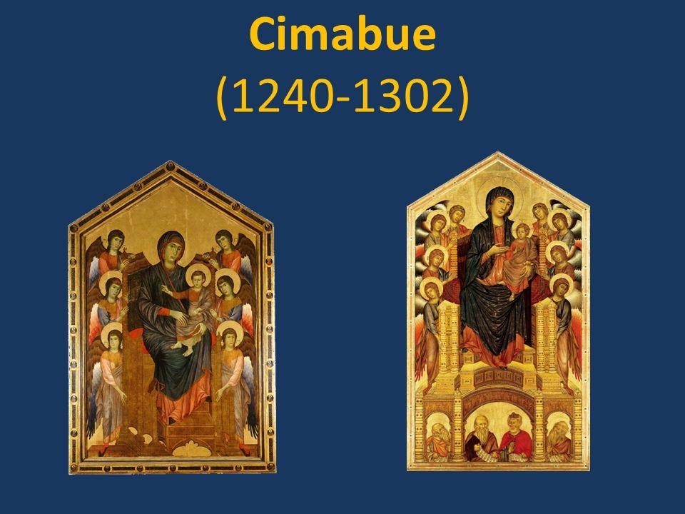 Cimabue (1240-1302)