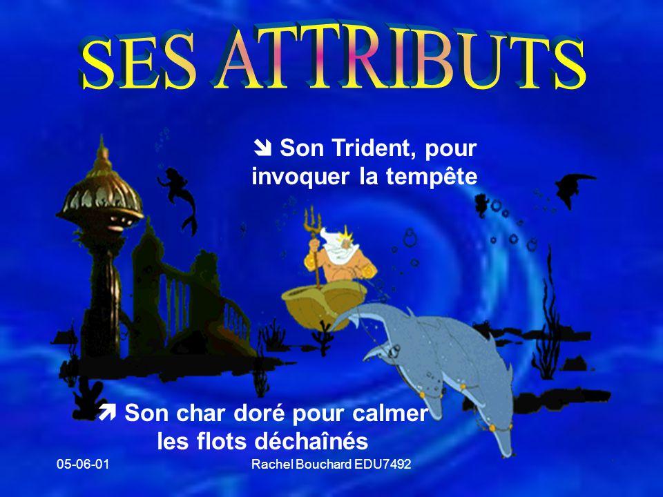 05-06-01Rachel Bouchard EDU7492 Dieu des tremblements de terre « l'ébranleur de sol »: Asphalios 