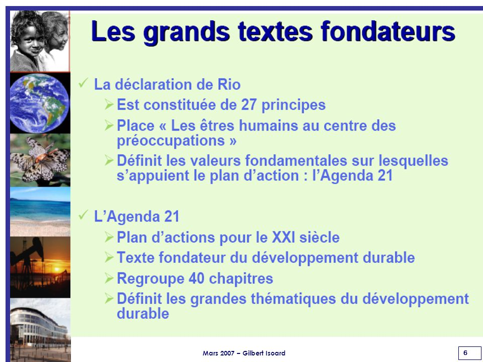 Mars 2007 – Gilbert Isoard 37 Réseau Entreprises Universités Étudiants personnels