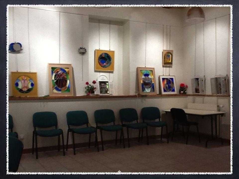 Les vitraux de Michel et Monique Carrillo ont illuminé l Espace Jules Piednoir Artiste fondettois très prolifique, également auteur de nombreux romans et poésies, Michel Carrillo a exposé ses vitraux à l Espace Jules Piednoir (rue Fernand Bresnier), du 28 mai au 3 juin 2012.