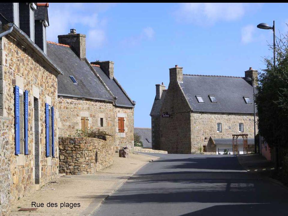 Rue des plages