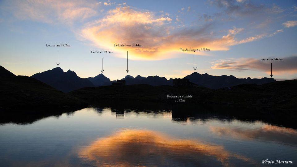 ......... Lac de la Fache 2430m