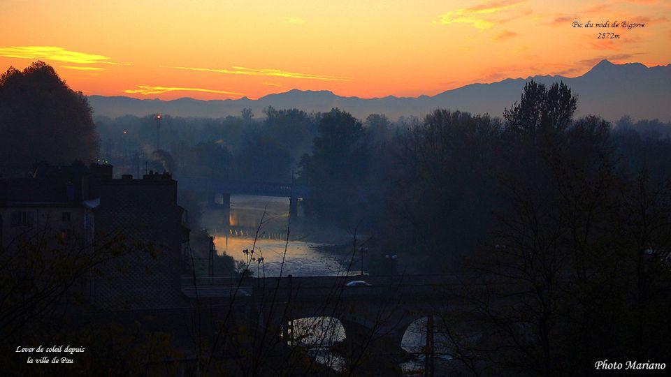 ...... Mariano présente Les Hautes-Pyrénées Les levers et couchers de soleil dans les Pyrénées