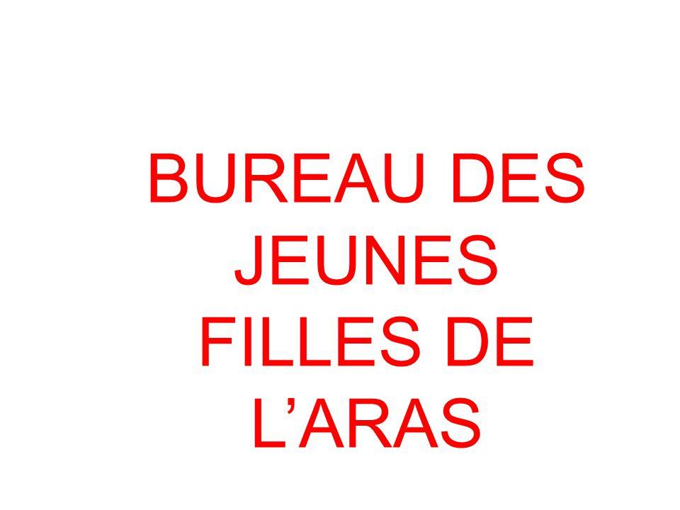 BUREAU DES JEUNES FILLES DE L'ARAS