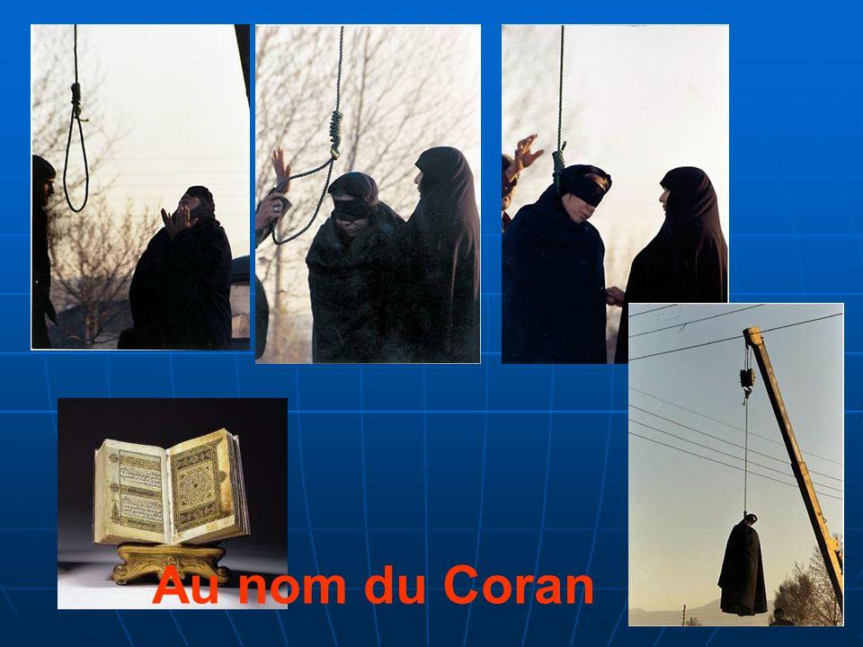 Au nom du Coran