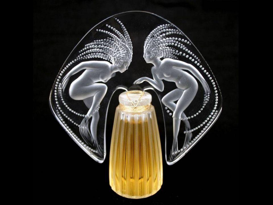 Lalique est reconnu comme un des concepteurs de bijoux les plus importants de l'Art nouveau français ; en créant des pièces innovantes pour la nouvell