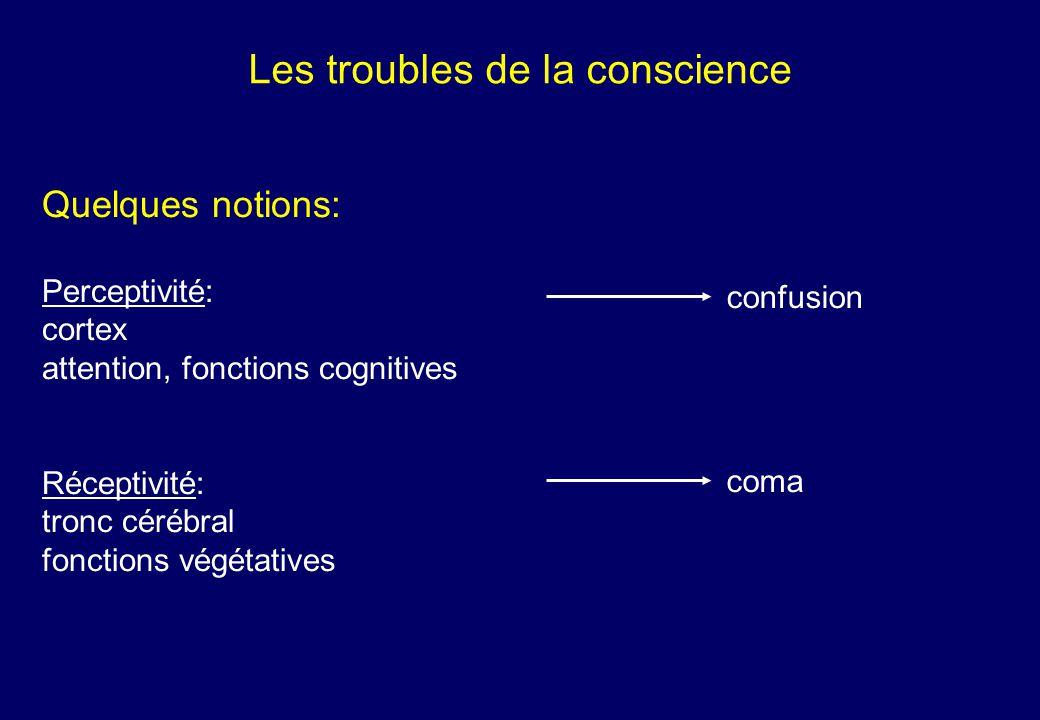 ETIOLOGIES traumatiques et non traumatiques