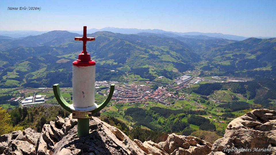 ........ Pico Borón (1327m)