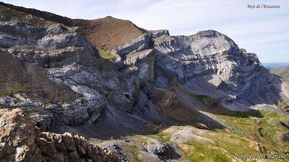 ........ Tendeñera (2853m) Pico Otal (2705m)