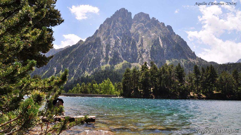 ........ Lac de Colomers (2130m)