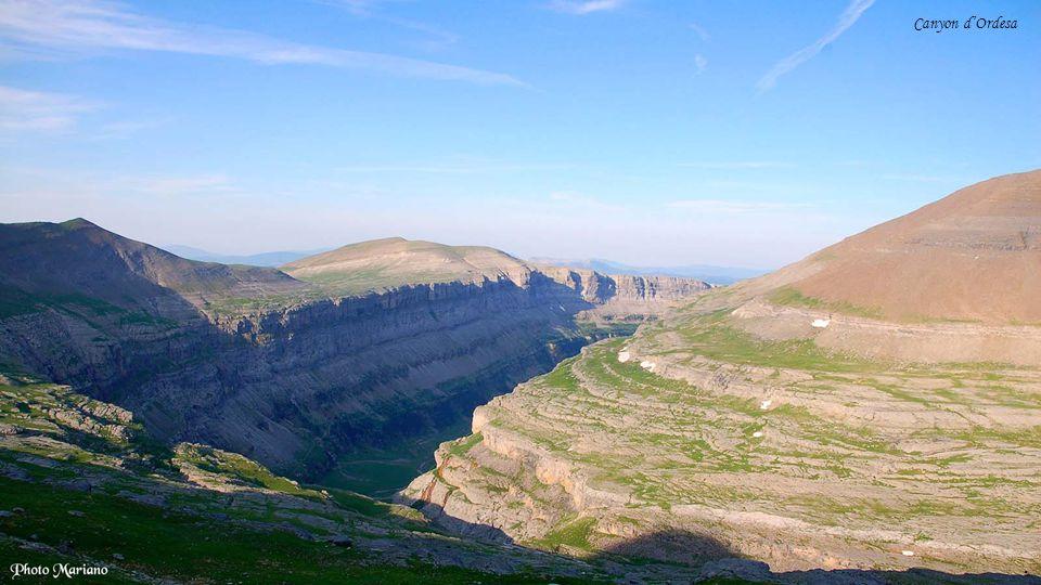 ........ Canyon d'Ordesa