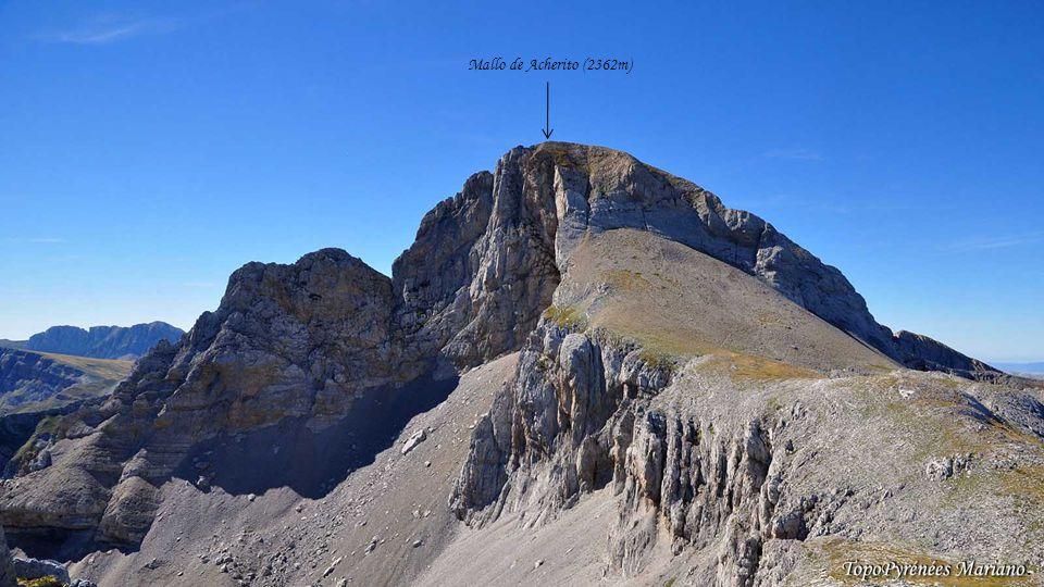 ........ Mallo de Acherito (2362m)